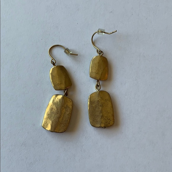 Kenneth Cole Jewelry - Gold earrings